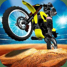 特技摩托车大赛(stunt bike racing)