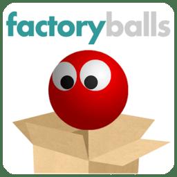 玩具球工厂球(factory balls)