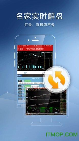钱龙手机炒股苹果版 v5.81.43 iPhone版 3