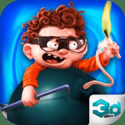 疯狂的炸弹袭击事件(3D Crazy Bomb Attack)