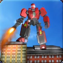 机器人英雄战斗模拟
