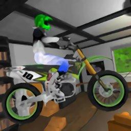 自行车赛模拟器3D游戏