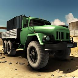 卡车司机疯狂路2号(truck driver crazy road2)