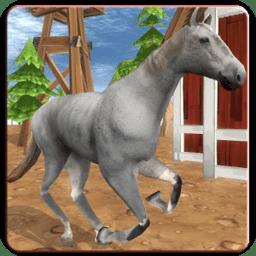 骏马模拟器手机版(Horse Simulator 3D)