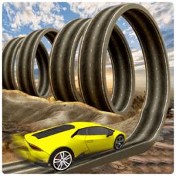 高空赛车无限金币版