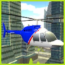 城市直升机驾驶模拟器
