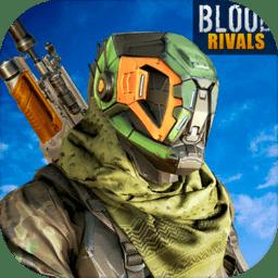 血敌生存战场无敌版(Blood Rivals)