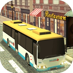公交模�M最新版破解版(Public Transport Simulator)