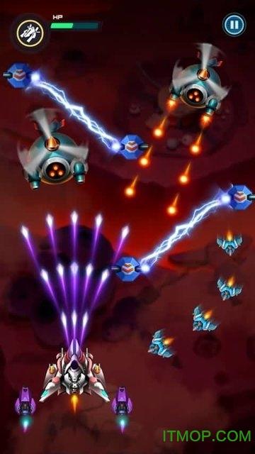 无限射击银河攻击破解版最新版(Infinity Shooting Galaxy Attack) v1.4.2 安卓版 3