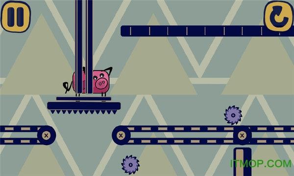 奔跑的像素猪 v1.51 安卓最新版 1