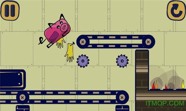 奔跑的像素猪 v1.51 安卓最新版 3
