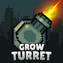 成长炮塔(grow turret)
