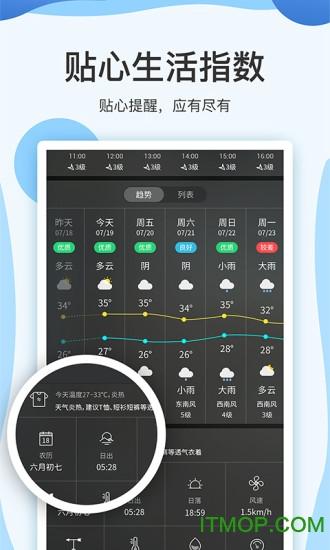 云犀天气预报 v6.0.0 安卓版1