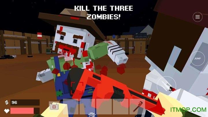 自由僵尸启示录中文版(FreeCraft Zombie Apocalypse) v2.1 安卓版1