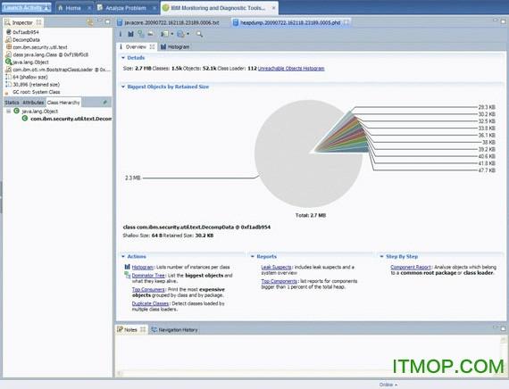memory analyzer(java分析工具) v1.5.0 官方64位版 0
