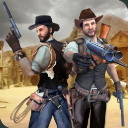 荒野西部镖客世界(Western Cowboy Gun Shooting Fighter Open World)