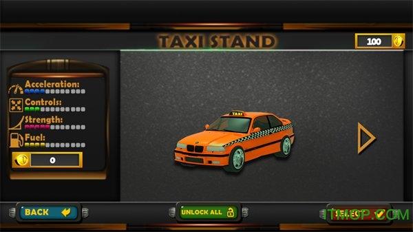 出租车司机赛车模拟器 v1.0.5 安卓版 0