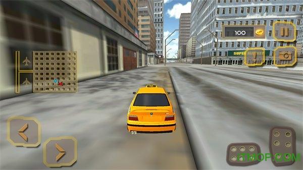出租车司机赛车模拟器 v1.0.5 安卓版 2