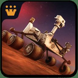 3d火星停车无限金币版(3D Mars Rover)
