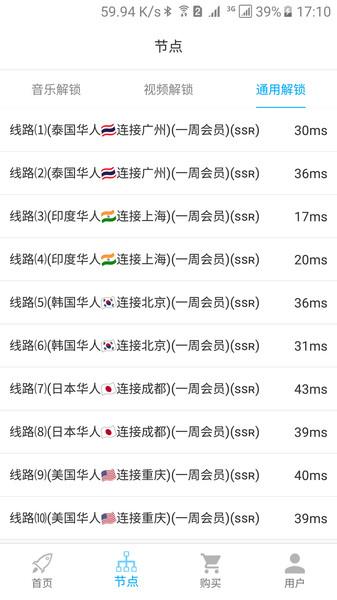 unblockcn iphone版 v2019.09.10.1808 ios版 1
