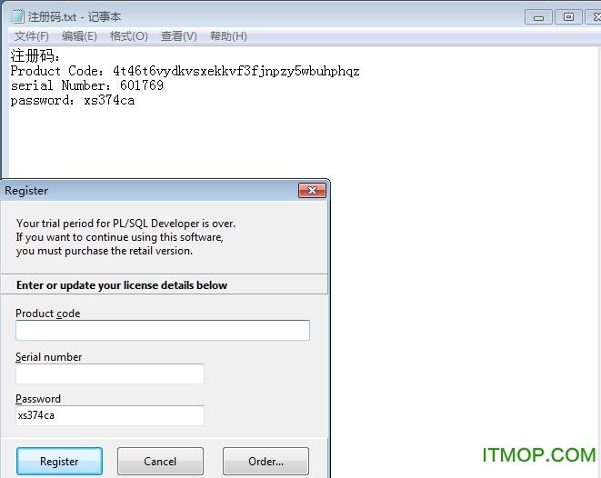 plsql developer 11