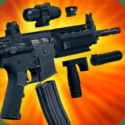 3D真实枪械模拟器(Gun Builder 3D Simulator)