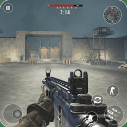 突击队射击2019(Winter Critical Strike 2019 FPS Shooting Games)
