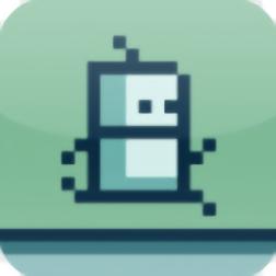 机器人奔跑
