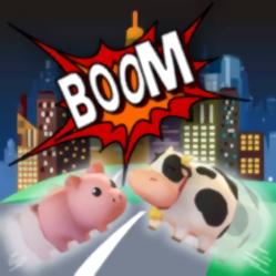 疯狂动物城里跑(Animal City Crash)