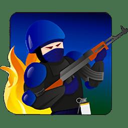 反恐精英2d单机版(2D Strike)