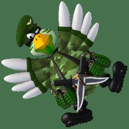 小鸡入侵者5克拉克之暗面(Chicken Invaders 5)