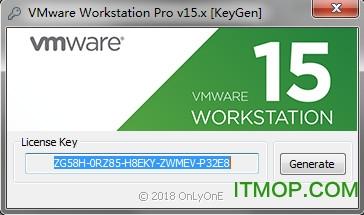 VMware Workstation Pro 15注册机 中文龙8娱乐平台 0