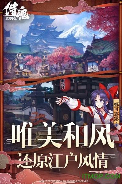 侍魂胧月传说九游版