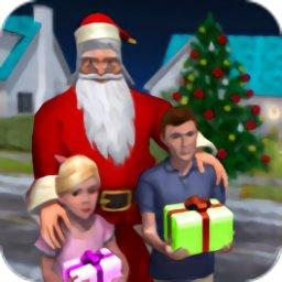 富爸爸圣诞老人