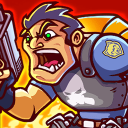 金属雇佣兵手游(Metal Mercenary 2D Platform Action Shooter)