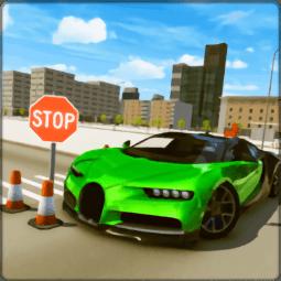 汽车学校破解版(Car Driving)