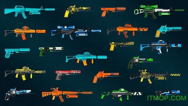 火柴人战斗在线射击(Stickman Battles: Online Shooter) v1.0 安卓版 2