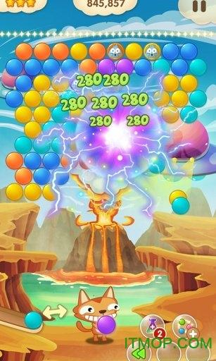 泡泡龙奇幻之旅无限道具版(Bubble Adventure) v1.00 安卓版 1