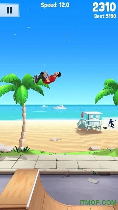 翻转溜冰者(Flip Skater) v1.28 安卓版 2