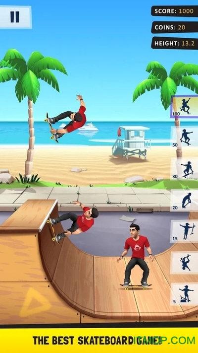 翻转溜冰者(Flip Skater) v1.28 安卓版 3