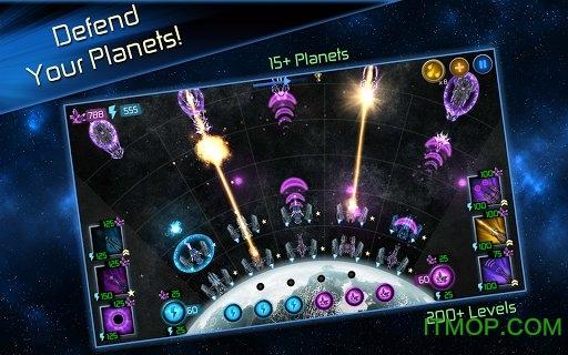 星际防御手机版