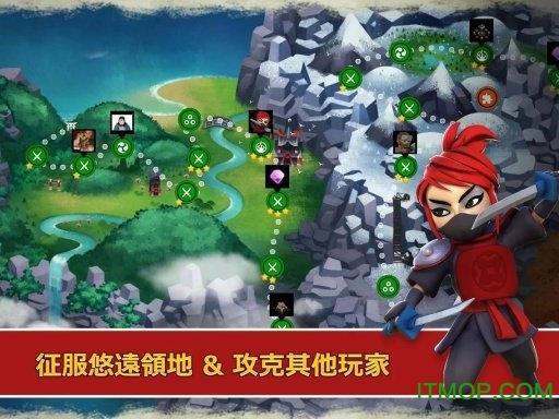 武士围攻(Samurai Siege) v1590.0.0.0 安卓版 1