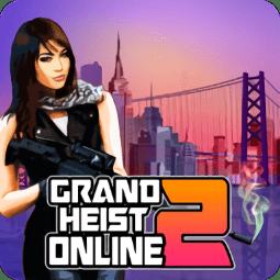 Grand Heist Online 2中文版