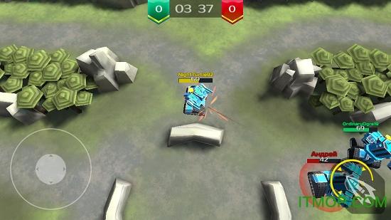 射击机器人世界(World of Shooting Robots) v1.0.0 安卓版 1