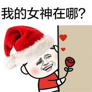 圣诞节搞笑表情包