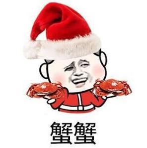 圣诞节搞笑表情包 69枚 高清免费版 0