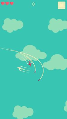 飞机VS导弹(Plane vs Missiles) v1.1.0 安卓版3