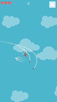 飞机VS导弹(Plane vs Missiles) v1.1.0 安卓版1