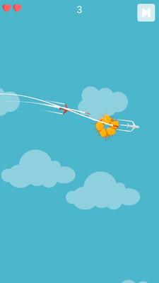 飞机VS导弹(Plane vs Missiles) v1.1.0 安卓版2