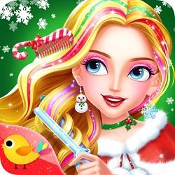 圣诞美发屋手游